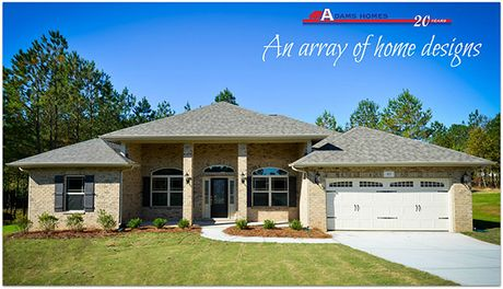 ShepardS Point in Zebulon NC New Homes Floor Plans by Adams