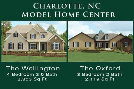 Build On Your Lot Statesville in Statesville NC New Homes