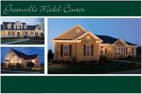 Build On Your Lot Greenville in Greer SC New Homes Floor