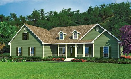 Build On Your Lot Athens in Bogart GA New Homes Floor Plans