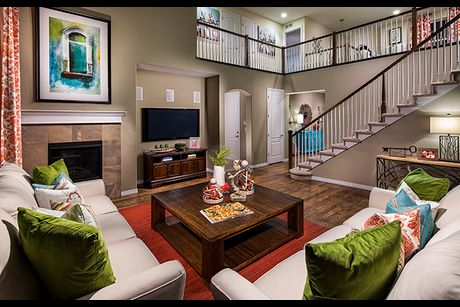 Prescott - Lennar Homes Plan at Candelas in Arvada, Colorado by ...