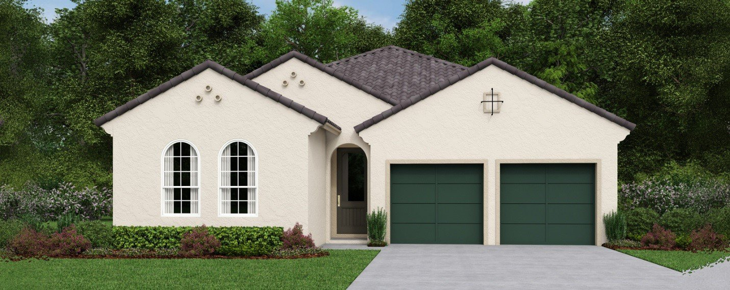 Magnificent Newcastle Ii Plan At Estates At Sweetwater Country Club In Apopka Inspirational Interior Design Netriciaus