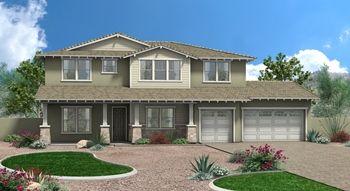 Clover by Ashton Woods Homes, 85296 ... - Clover Plan At Morrison Ranch In Gilbert, Arizona By Ashton Woods