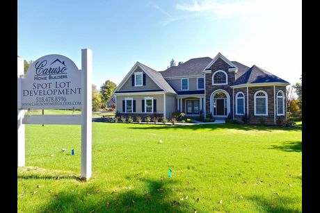 Kendra Estates In Clifton Park NY New Homes Floor Plans By