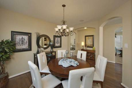 Pacifica Plan By Chesmar Homes Houston 77047