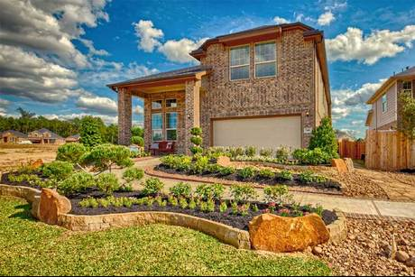 City Park Fortunata Collection By Chesmar Homes Houston 77047