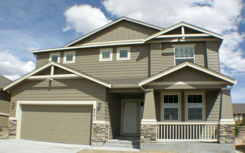 Monarch model homes
