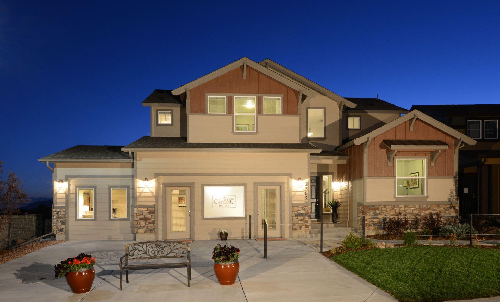 Classic homes colorado springs floor plans Home plan – Classic Home Floor Plans