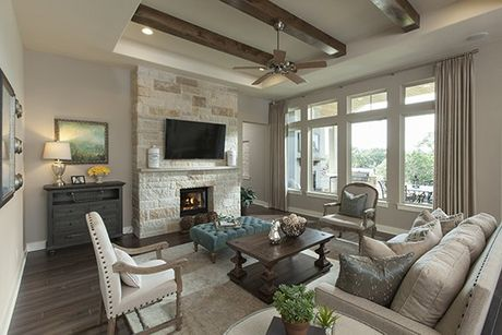 Rim Rock In Driftwood, Tx, New Homes & Floor Plans By Coventry Homes