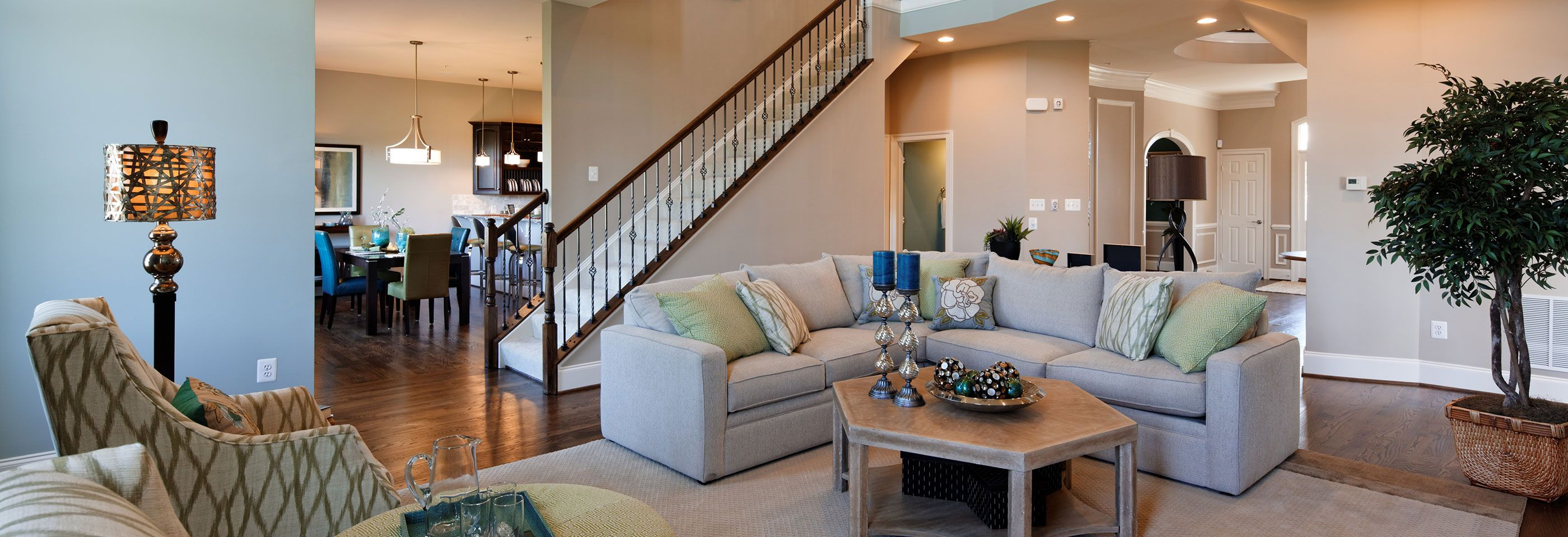 The Kenwood; The Preserve At Woodmore By Craftmark Homes, 20721 ...