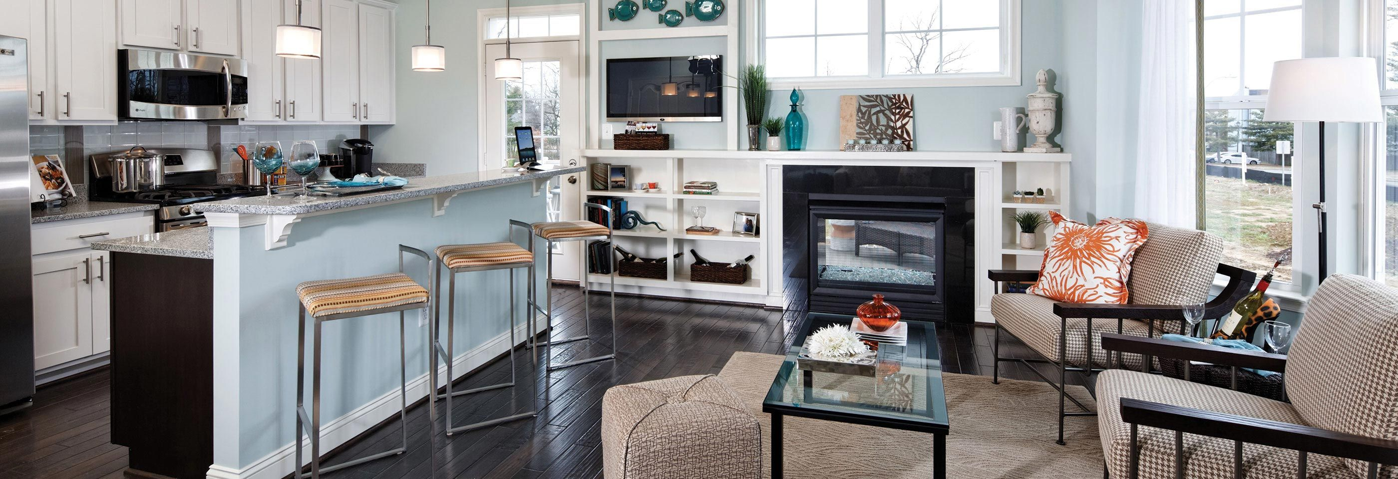 Primrose Hill (Towns) By Craftmark Homes, 21401 ...