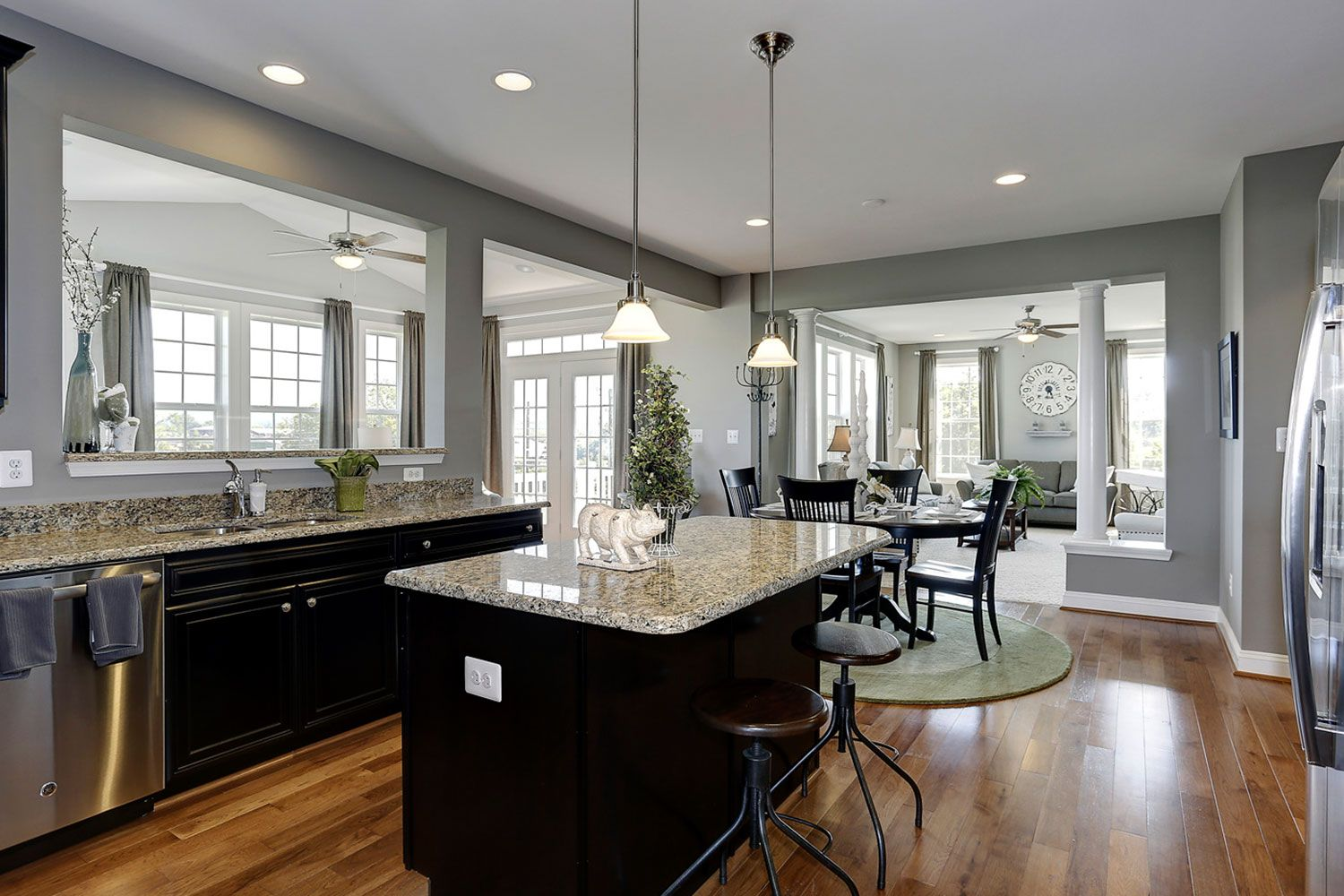 Ryan model homes in maryland