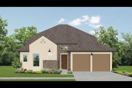 5153 Plan At The Woodlands Creekside 55S Cassena Grove In