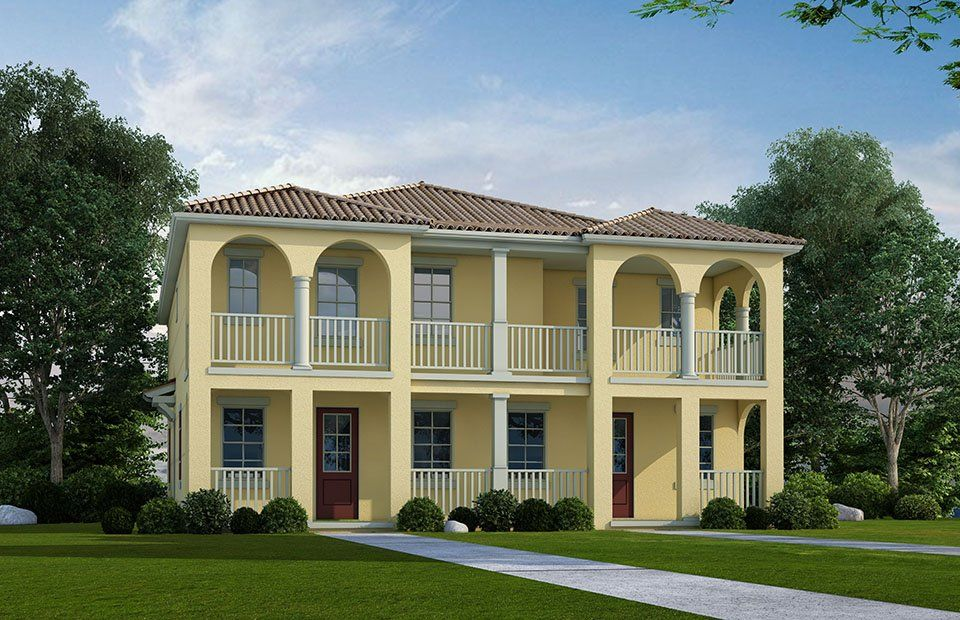 Cornerstone model homes