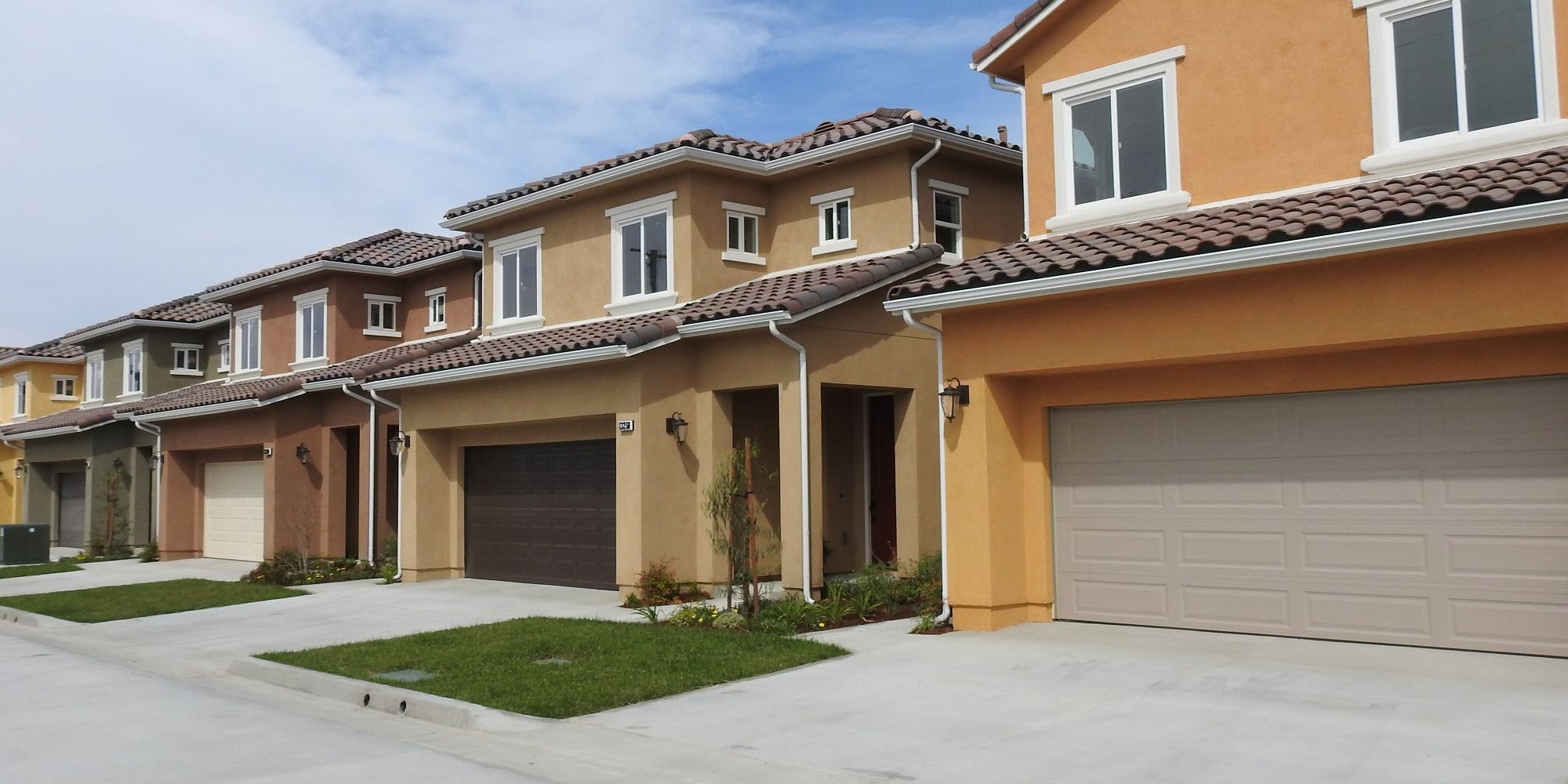 Sunny Sage Homes in Garden Grove CA New Homes Floor Plans by