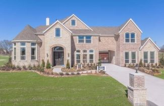 First texas model homes