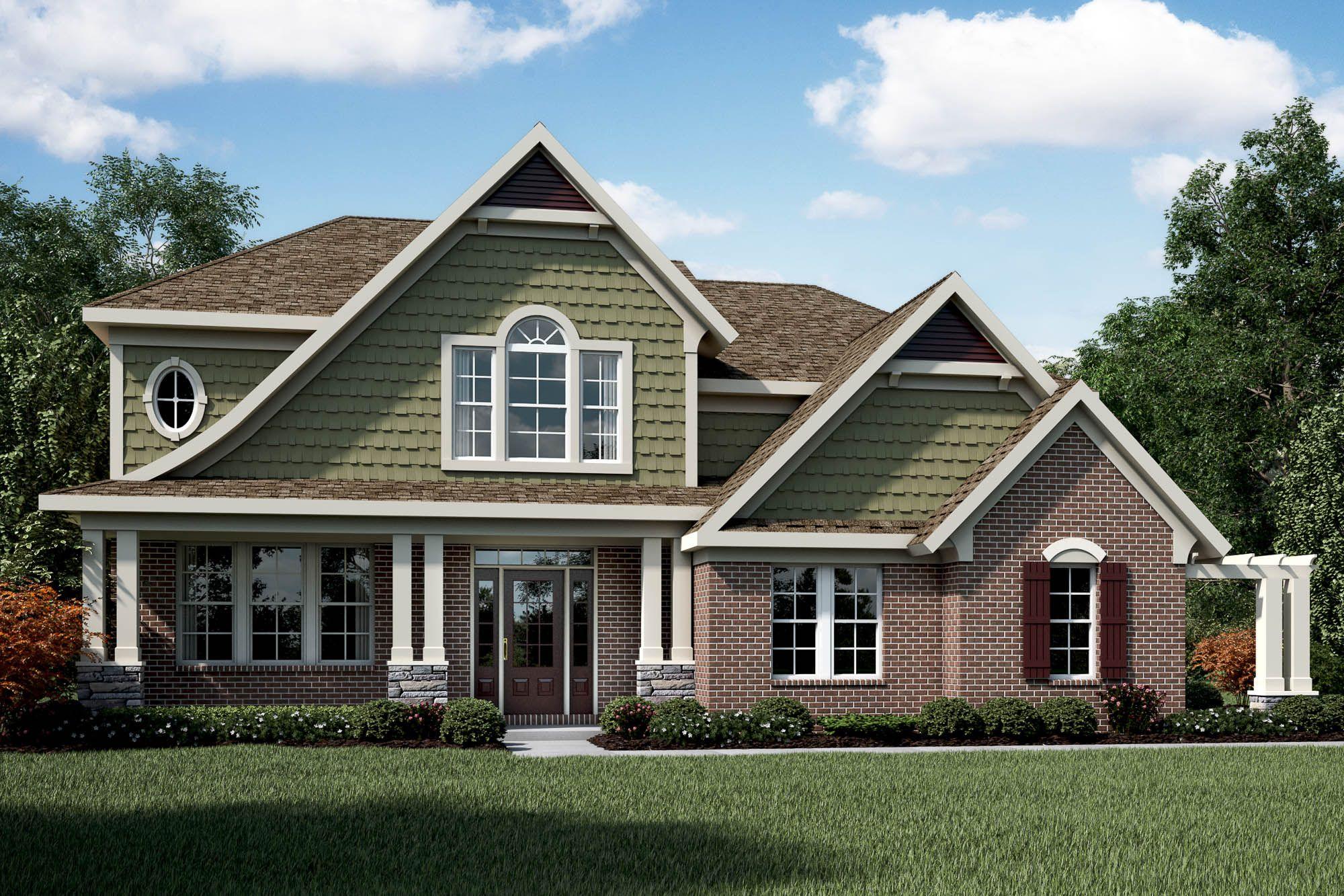 Clay model fischer homes