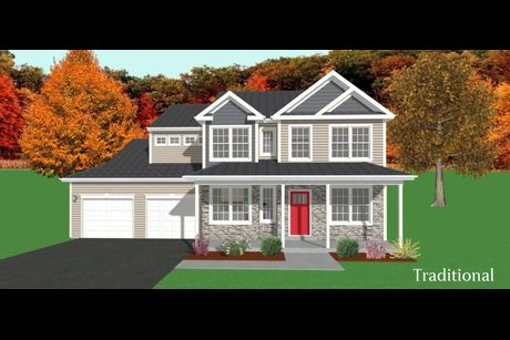 Traditional Elevation Lifestyle Sutton By Forino Homes