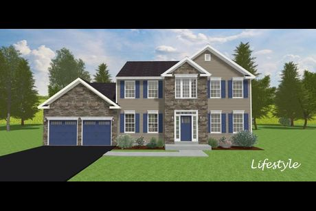 Traditional Elevation Lifestyle Celia By Forino Homes