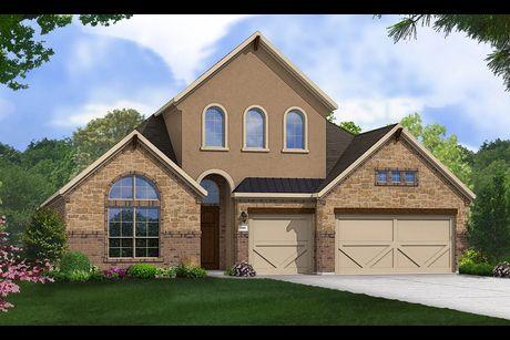East Meadow Place By Gehan Homes 77536