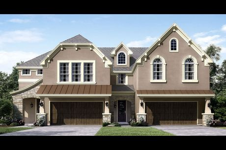 Bordeaux By Village Builders Plan At Grand Central Park In Conroe