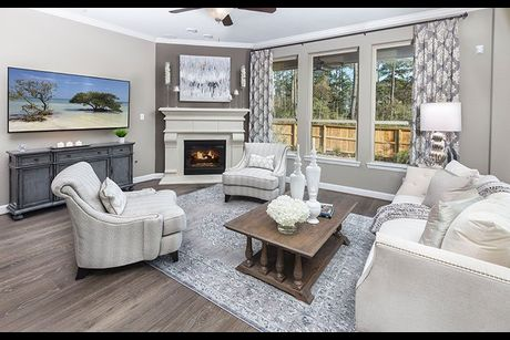 The Bordeaux Family Room