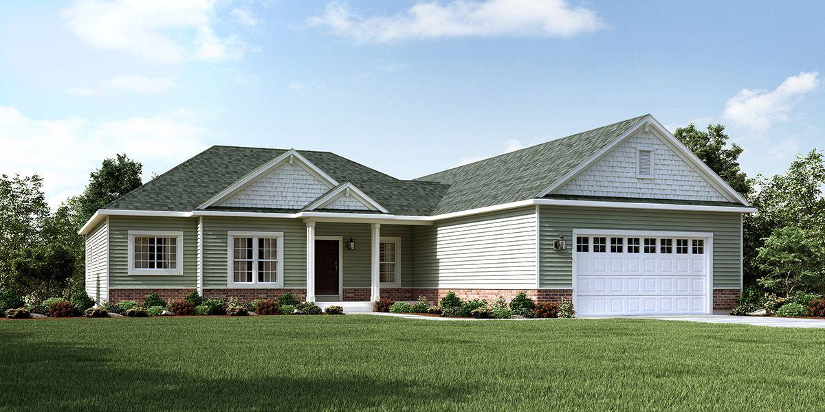 Brookfield model homes bradford