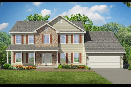 Heritage Pointe In Clifton Park NY New Homes Floor Plans By