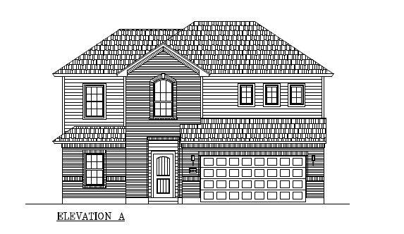 Hogan model homes