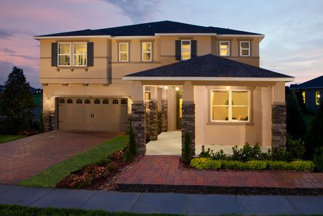 Orchard Park In Winter Garden, Fl, New Homes & Floor Plans By Kb Home