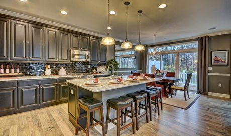 The Reserve At Montvale in Montvale NJ New Homes Floor Plans