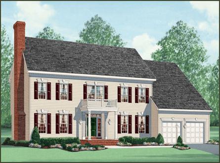 Stratford model homes