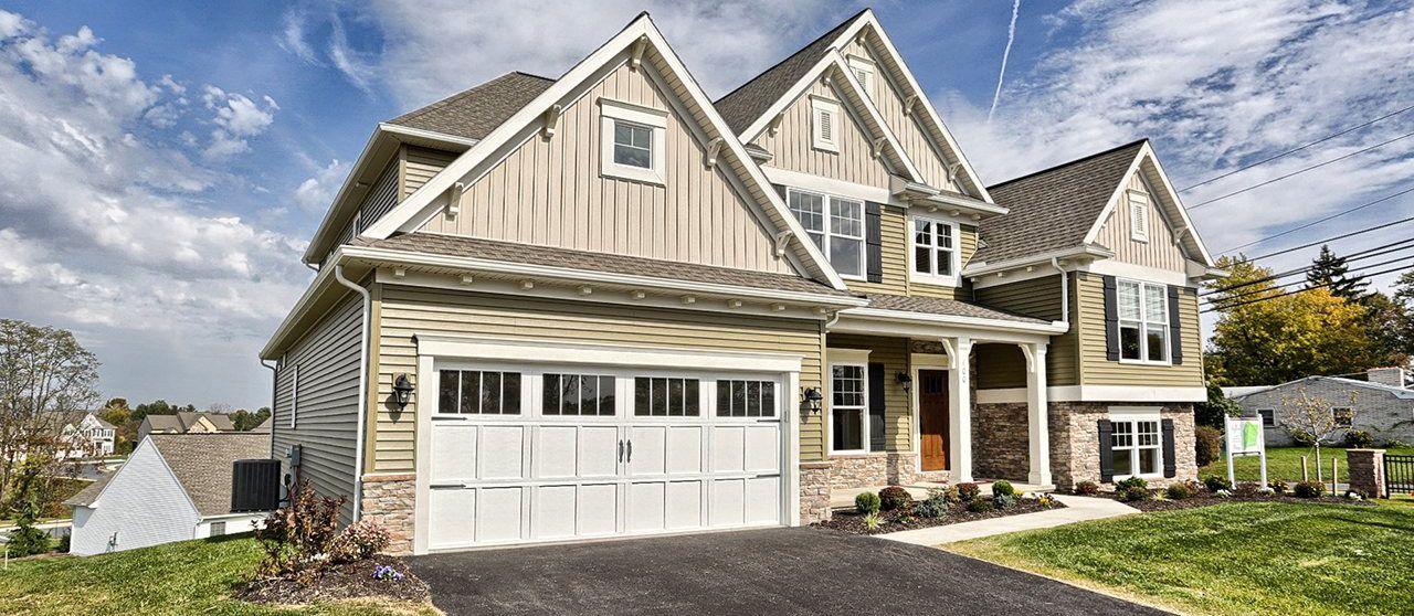 Landmark model homes