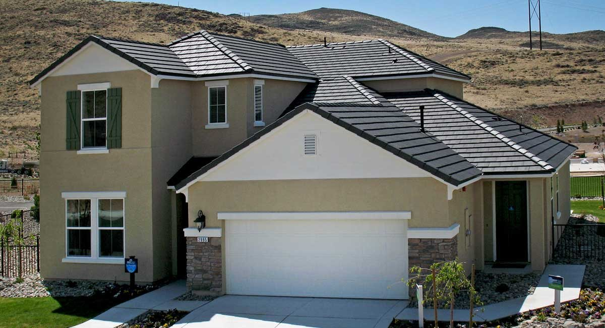 Astonishing Verona At Dandrea In Sparks Nv New Homes Floor Plans By Lennar Largest Home Design Picture Inspirations Pitcheantrous