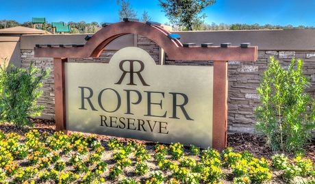 Roper Reserve In Winter Garden, Fl, New Homes & Floor Plans By
