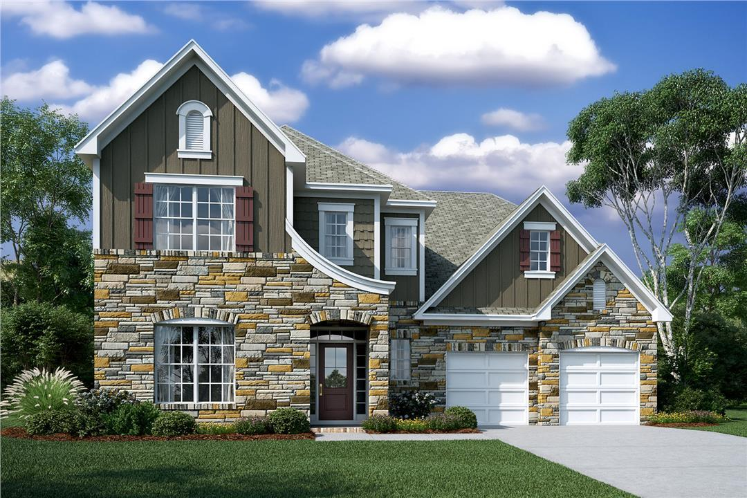 Model homes in concord nc