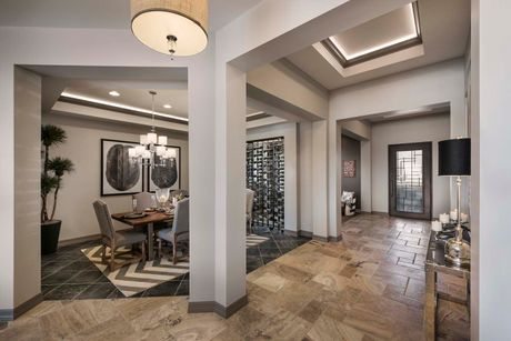 16 009 10 Pinnacle Dining And Foyer