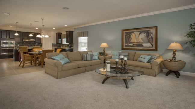 Hampton model maronda homes