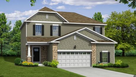 Curtis Farms in Delaware OH New Homes Floor Plans by Maronda Homes