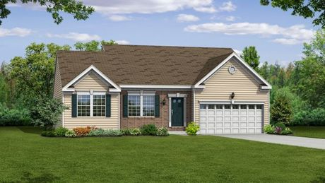 Wyandot Woods in Monroe OH New Homes Floor Plans by Maronda Homes