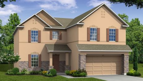 Cambria in Davenport FL New Homes Floor Plans by Maronda Homes
