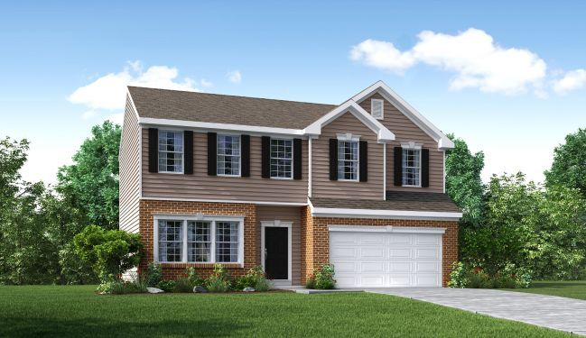 The Links At Marysville By Maronda Homes, 43040 ...
