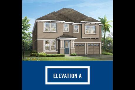 Winthrop Plan At Randal Park In Orlando Florida By Mattamy Homes
