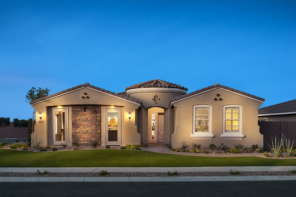 Peoria az model homes