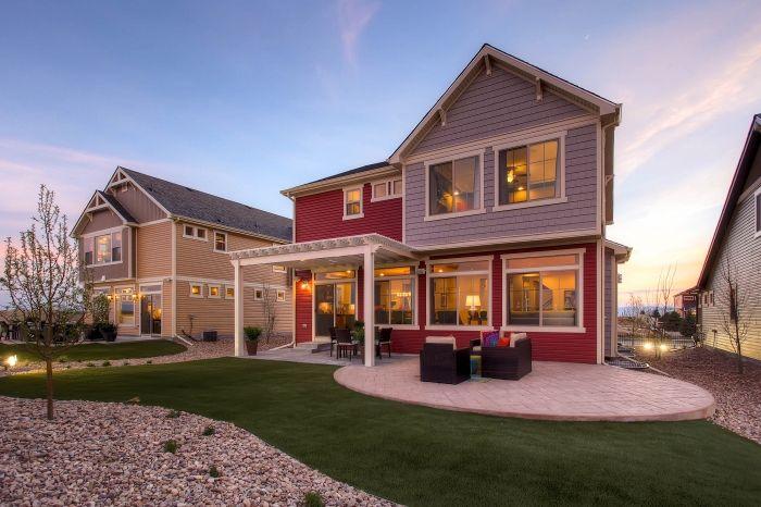 Turnberry model homes