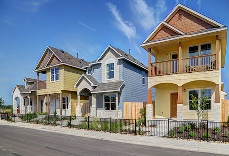 Chaparral Crossing In Austin, Tx, New Homes & Floor Plans By