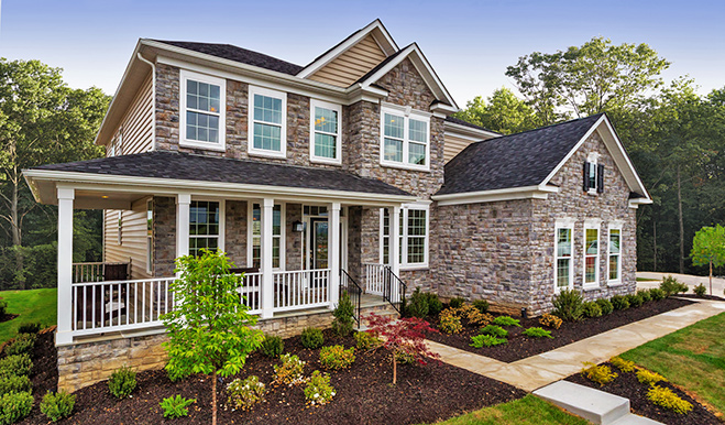 Admirable Eastchurch In Frederick Md New Homes Floor Plans By Richmond Largest Home Design Picture Inspirations Pitcheantrous