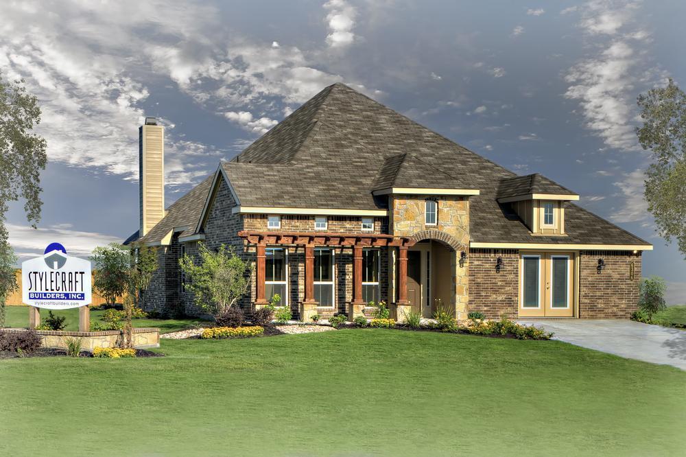 Stylecraft builders model homes