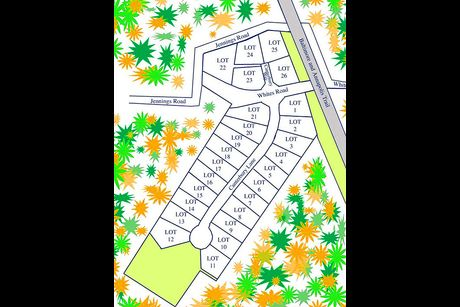 Project Design Subdivision Layout One