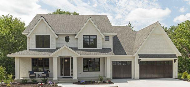 Timberland and Custom One Home